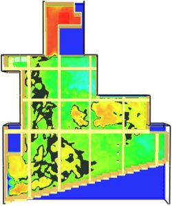 CFD modelling of the Undercroft