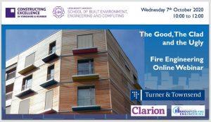 Innovation Fire Engineering webinar